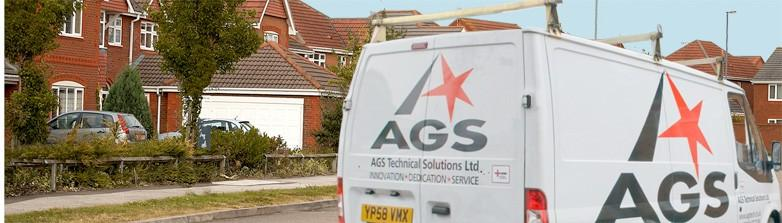AGS electrical and mechanical services to householders and landlords
